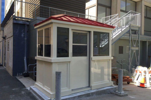 Security Guard Shelter