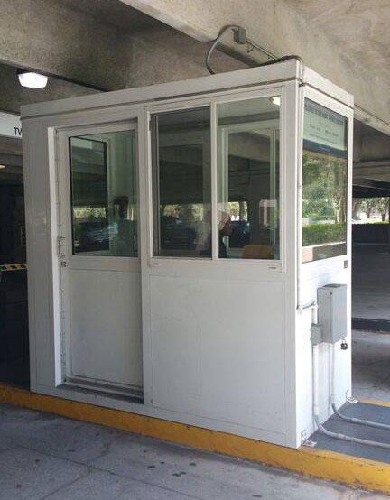 Guard Shelter v14-032